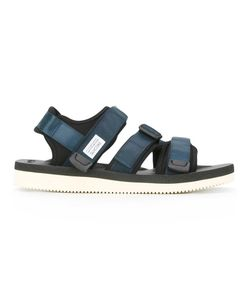 Suicoke | Hook Loop Flat Sandals 7 Cotton/Polyester/Rubber