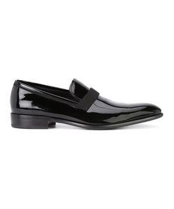 Salvatore Ferragamo   Antoane Patent Loafers 9 Leather/Patent Leather