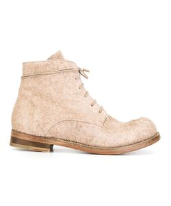 THE LAST CONSPIRACY | Long Hair Ankle Boots 41