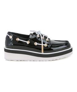Pierre Hardy | Marina Boat Shoe Loafers Size 38 Patent