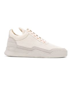 Filling Pieces | Perforated Sneakers Size 37