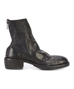 GUIDI | Rear Zip Boots Size 39