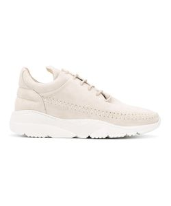 Filling Pieces | Stitch Detail Sneakers Size 38