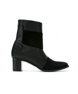 GLORIA COELHO | Panelled Boots