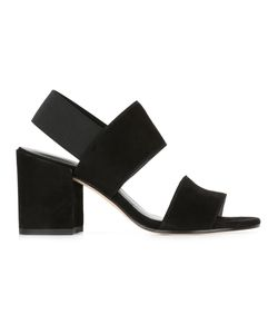 Stuart Weitzman | Access Sandals 37.5 Suede/Leather