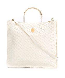 Osklen | Leather Tote Bag