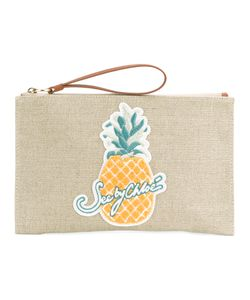See By Chloe | See By Chloé Pineapple Clutch Bag