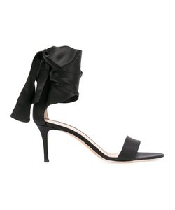 Gianvito Rossi | G60021 Viscose/Leather/Leather