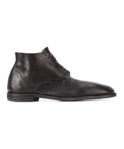 GUIDI | Lace-Up Boots 43