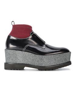 Givenchy | Ботинки Ursa На Танкетке