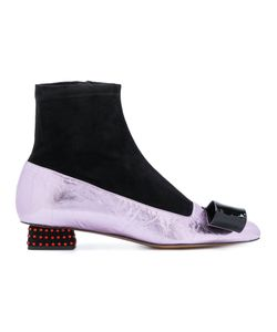 RAYNE | Sock Detail Pumps Women 37