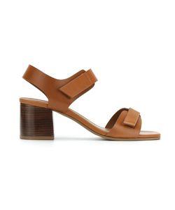 Studio Chofakian | Block Heel Sandals Size 38
