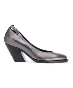 A.F.Vandevorst | Diagonal Heel Buckled Pumps Size 38.5