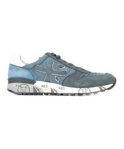 PREMIATA WHITE | Mick Sneakers 42 Leather/Suede/Nylon/Rubber