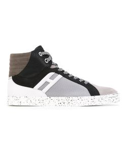 Hogan Rebel | Mesh-Panelled Sneakers