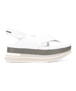 Manuel Barceló | Platform Sling-Back Sandals 37