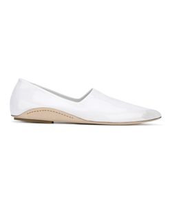 Marsell | Marsèll Patent Pointed Toe Slippers Calf Leather/Leather/Patent