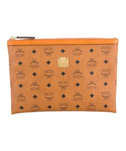 MCM | Printed Zipped Pouch