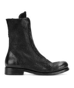 Isaac Sellam Experience | Textured Boots Men