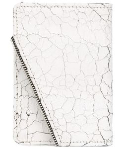 SOUTH LANE | Contrast Cracks Wallet Adult Unisex Calf Leather