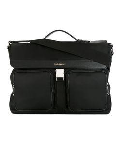 Dolce & Gabbana | Pocket Laptop Bag