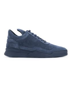 Filling Pieces | Ghost Tone Low Top Sneakers