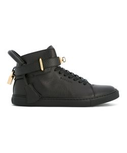 Buscemi | High-Top Trainers 35 Calf Leather/Rubber/Leather