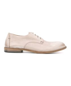 Pantanetti | Distressed Derby Shoes Size 43