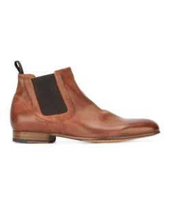 Officine Creative | Rey Boots 41.5 Buffalo Leather/Calf Leather/Leather