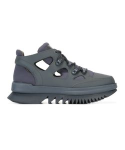 Camper | Lace Up Trainers 41 Polyurethane/Polyester/Nylon/Rubber
