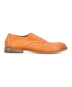 Pantanetti | Textured Derby Shoes Size 43