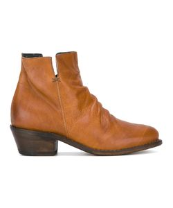 Fiorentini+Baker | Fiorentini Baker Ankle Boots 41 Leather/Rubber