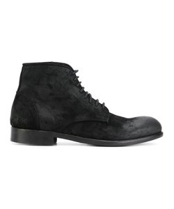 LEQARANT | Lace-Up Ankle Boots Men 39