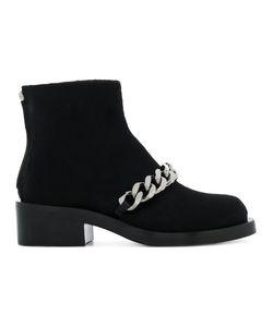 Givenchy | Ботинки С Цепочной Отделкой