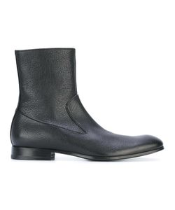Alexander McQueen | Zip Ankle Boots 41.5 Leather