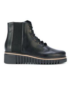 Loriblu | Lace-Up Platform Boots Women