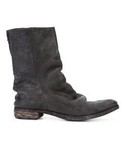 A DICIANNOVEVENTITRE | St3 Boots 42 Horse Leather/Leather