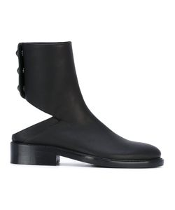 Ann Demeulemeester   Cut-Out Ankle Boots
