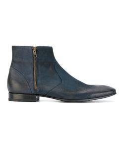 PETE SORENSEN | Fitted Zip Chelsea Boots Men