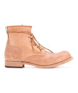 KAZUYUKI KUMAGAI | Lace-Up Ankle Boots