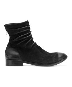 THE LAST CONSPIRACY | Slouch Detail Ankle Boots Men