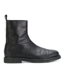 Damir Doma | Zipped Ankle Boots Men