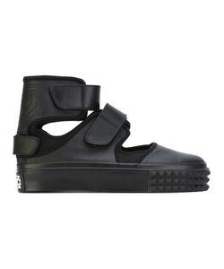 Ktz   Strapped Hi-Top Sandals