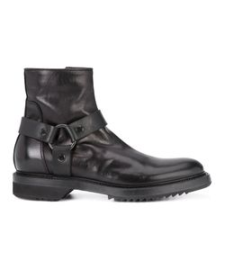 Rick Owens | Biker Boots 42 Calf Leather/Leather/Rubber