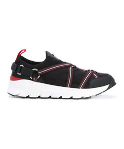 Dior Homme | Strap Neoprene Sneakers