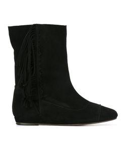 Jerome Dreyfuss | Jérôme Dreyfuss Paz Boots 37 Leather/Suede