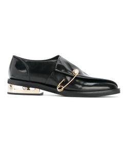 Coliac | Safety Pin Loafers