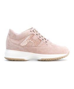 Hogan | Sequin Embellished Sneakers Size 40