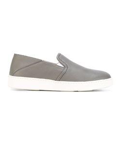Santoni   Slip-On Sneakers 39.5