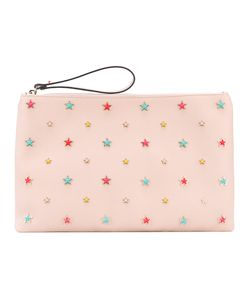 Red Valentino | Star Embellished Clutch